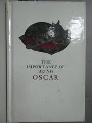 【書寶二手書T6/兒童文學_JMY】The Importance of Being Oscar_Thom Ross