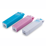 Momax iPower Milk 2600mAh 行動電源 粉藍色 香港行貨