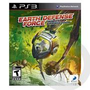 【Playwoods】[PS3遊戲]地球防衛軍 決戰昆蟲Earth Defense Force:Insect Armageddon(英文亞版-輔導級-動作)