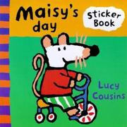 【Song Baby】Maisy's Day Sticker Book 波波的一天(貼紙書)