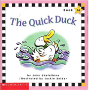 Phonics Readers Book 34: Quick Duck