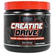 [iHerb] Nutrex Research Labs, Creatine Drive, Creatine Monohydrate, Unflavored, 5.29 oz (150 g)