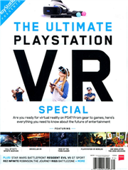 PlayStation Official Magz-UK/PLAYSTATION VR 冬季號/2016