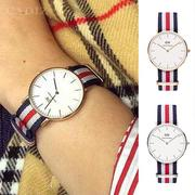 【Cadiz】瑞典DW手錶Daniel Wellington 0502DW 玫瑰金 0606DW 銀 Canterbury 36mm [代購/ 現貨]