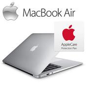 【三年保固組】Apple MacBook Air i5雙核 13.3吋 8G 256G 筆記型電腦 (MMGG2TA/A+MD015TA)