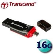 附發票 Transcend 創見 16GB 16G JetFlash 340 JF340 OTG USB2.0 隨身碟