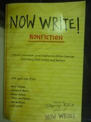 【書寶二手書T4/原文書_HSM】Now Write! Nonfiction: Memoir