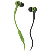 Skullcandy Smokin Buds 耳機 帶線控與咪 Green S2SBFY-129 香港行貨