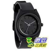 [103 美國直購] 手錶 Nixon Time Teller P Watch - Matte Black