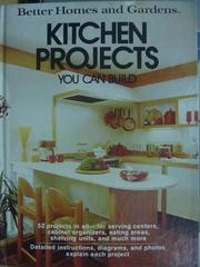 【書寶二手書T2/建築_YAW】Kitchen Projects_You Can Build