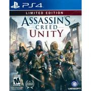 PS4 刺客教條:大革命 限量版 英文美版 Assassin's Creed: Unity Limited