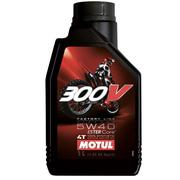 【跑全球Run購物】MOTUL 300V 5W40 5W-40 4T Road Racing 酯類機油 1L