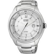 【CITIZEN Eco-Drive】大錶徑時尚男錶 (BM6687-53A)