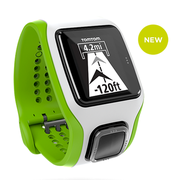 TomTom Runner Cardio White/Green