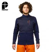 【PROTEST】男 保暖外套 (地表藍) ODION FULL ZIP TOP
