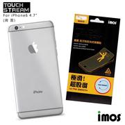 iMos Touch Stream iPhone6 4.7吋 (背面)霧面保護貼