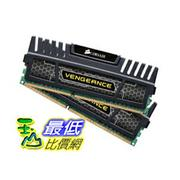 [美國直購 ShopUSA] Corsair 內存 Vengeance 8 GB ( 2 x 4 GB ) DDR3 1600 MHz (PC3 12800) 240-Pin DDR3 Memory Kit for Intel Core i3, i5, i7 and AMD Platforms SDRAM CMZ8GX3M2A1600C9 $3620