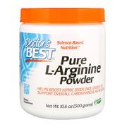 [iHerb] [iHerb] Doctor's Best L-Arginine Powder, 10.6 oz (300 g)