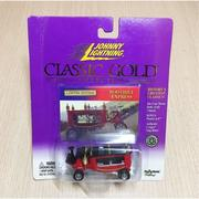 JOHNNY LIGHTNING CLASSIC GOLD BOOTHILL EXPRESS 1960s 膠胎