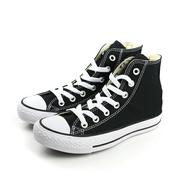 CONVERSE ALL STAR HIGH 帆布鞋 黑 男女款 M9160C no986