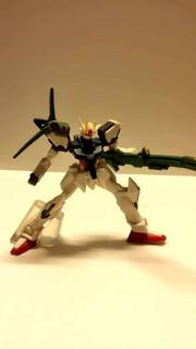 A-133 櫃 現況品 : 鋼彈 GUNDAM  MS SELECTION 27  GAT-X105  富貴玩具店