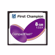 First Champion CompactFlash CF卡 8GB - 133X 香港行貨