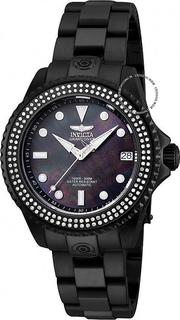 展示品 Invicta 23338 Grand Diver Automatic Diamond Mother of Pearl Date Womens Watch 女錶 232529624419