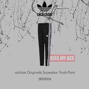 【KISS MY ACE】adidas Originals SST Track Pant 【女生】 窄版 拉鍊 運動褲