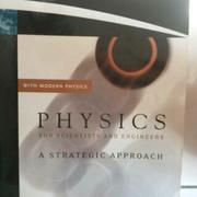 Physics物理學for Scientists and Engineers