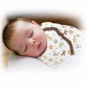【onemore】代購 正品Summer Infant swaddle me懶人包巾  純棉款,單入 S號適用0-3個月共7款(動物園)