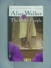 【書寶二手書T9/原文小說_GED】The Color Purple_Walker, Alice