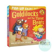 【iBezt】Goldilocks and the Three Bears(POP-UP Fairy Tales)