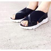 耐克 Nike Wmns Air Huarache Ultra Women Sandal Slip-On 夏季涼鞋女鞋