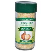 [iHerb] Frontier Natural Products, 幹洋蔥片,1.76盎司(50克)