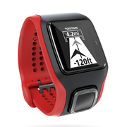 TomTom Multi-Sport Cardio Black/Red + HRM + CSS + AM