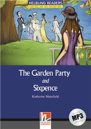 The Garden Party and Sixpence(25K彩圖經典文學改寫+1MP3)