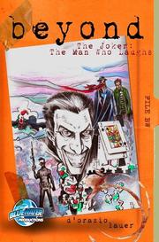 Beyond: The Joker Complex: The Man Who Laughs Vol.1 # 1