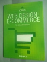 【書寶二手書T8/網路_KPN】Web Design: E-commerce_Wiedemann, Julius (ED