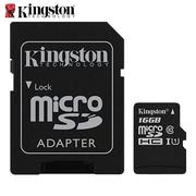【UHS-I / 16G】金士頓 Kingston Canvas Select (C10) MicroSD記憶卡(SDCS/16GB)