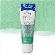 Toothpaste【Made in Japan】  CLINICA ENAMEL PEARL Fresh Citrus Mint *1 tube  LION 日本 獅王