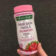 (現貨)自然之寶 Nature's Bounty Hair Skin & Nails 軟糖(90顆)