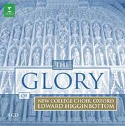 牛津新學院合唱團的榮光 The Glory of New College Choir 8CD