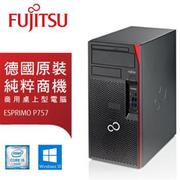 Fujitsu 富士通PC P757-DT521-65 桌上型電腦 (i5-6400/8G DDR4/1T HDD/Win10)