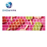 【SHOWHAN】Apple MacBook Pro Touch Bar 13吋英文鍵盤膜 冰棍