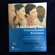 Get ready for international business(Book 1)