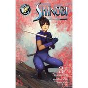 電子書 Shinobi: Ninja Princess #3