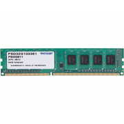 Patriot DDR3 Single Pack Long-Dimm Ram 內存 2GB (PSD32G133381) 香港行貨