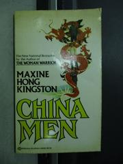 【書寶二手書T2/原文書_KSQ】China men_Maxine hong kingston