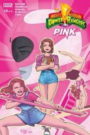 Mighty Morphin Power Rangers: Pink #3
