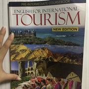 English for international tourism 旅遊英文 (內附光碟)
